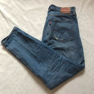 Levi's | Distressed Jeans